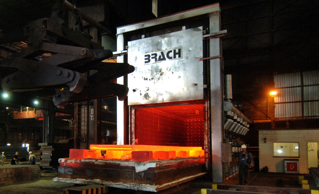 Wärmebehandlungsofen (Heat treatment furnace)